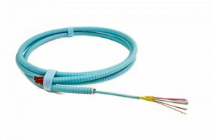 12.0 Core OM3 or OM4 Multimode Armored Micro Distribution Cable